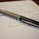 10 motive pentru a nu renunța la scrisul de mână