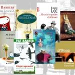 8 cărți de 8 scriitoare de 8 Martie